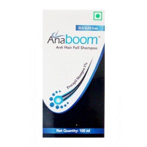 Anaboom anti hair fall shampoo 100ml