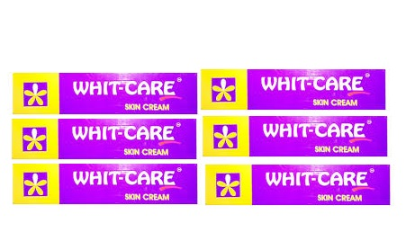 Whit Care Skin Cream 25 gm PACK OF 6