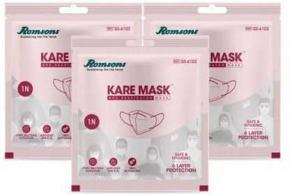 KARE MASK N95 MASK Pack Of 3