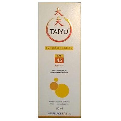 Taiyu SunScreen Lotion 50ml SPF45