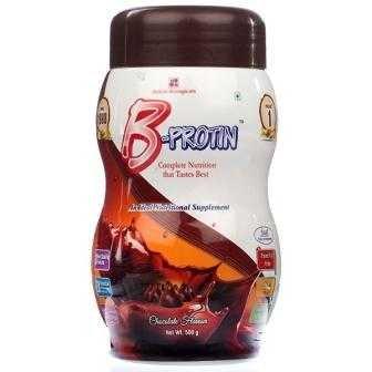 B PROTIN Powder Nutritional Supplement Chocolate 500g