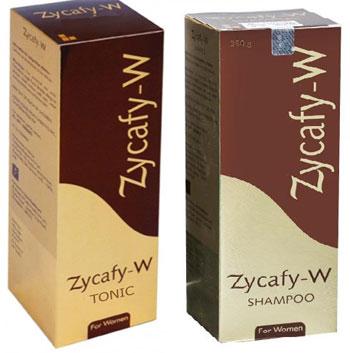 Zycaty-W LIQUID 200ML, Zycafy -W SHAMPOO 250G