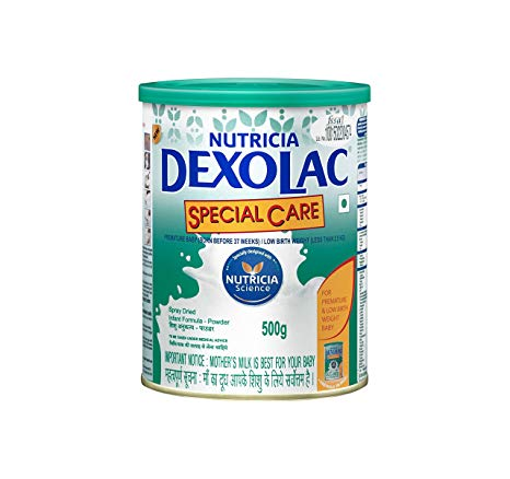 Dexolac Special Care Infant Formula Powder 500gm Tin
