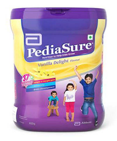 PediaSure Vanilla Delight  400gm