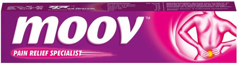 Moov Painrelief Specialist Cream  50 g