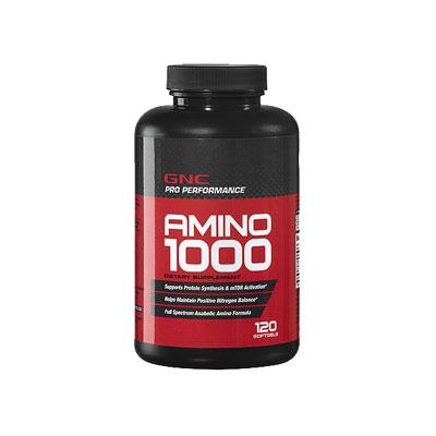 Amino 1000 120 Tablets