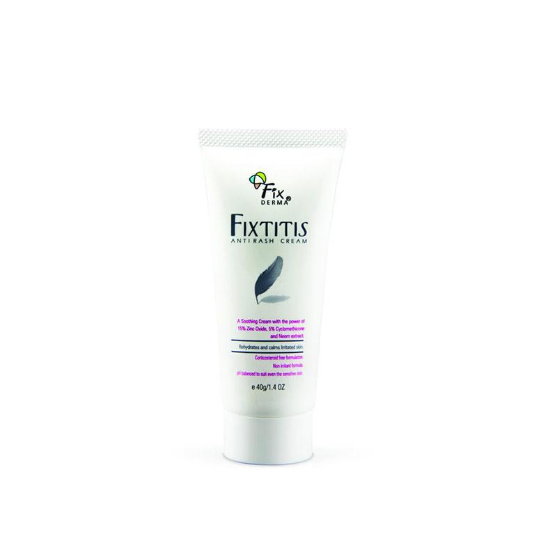 Fixderma Fixtitis Anti Rash Cream 40 Gm