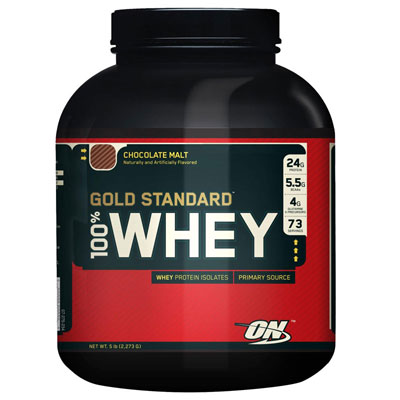 Optimum Nutrition  Whey Gold Standard 5 lbs Coffee