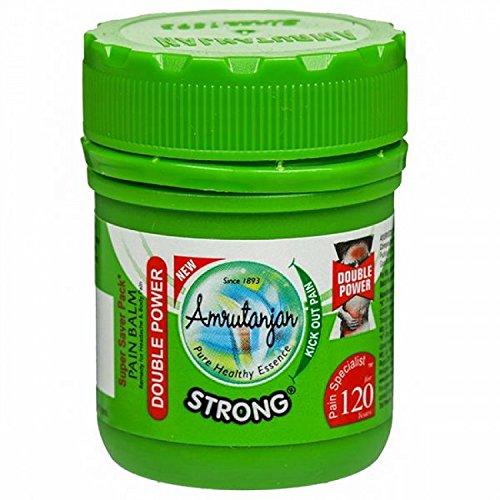 Amrutanjan STRONG PAIN BALM 8 ml Pack Of 5