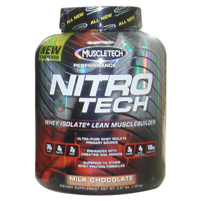 Muscletech Nitro Tech Milk Chocol...