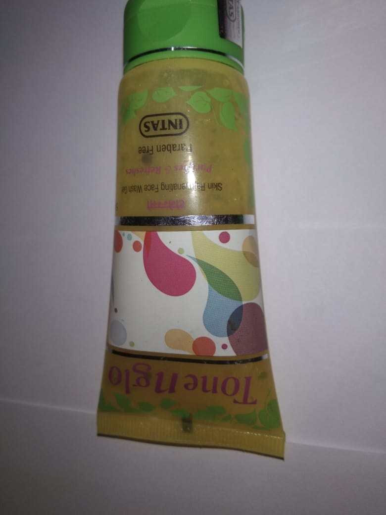 Tonenglo Face Wash 100G  PACK OF 2