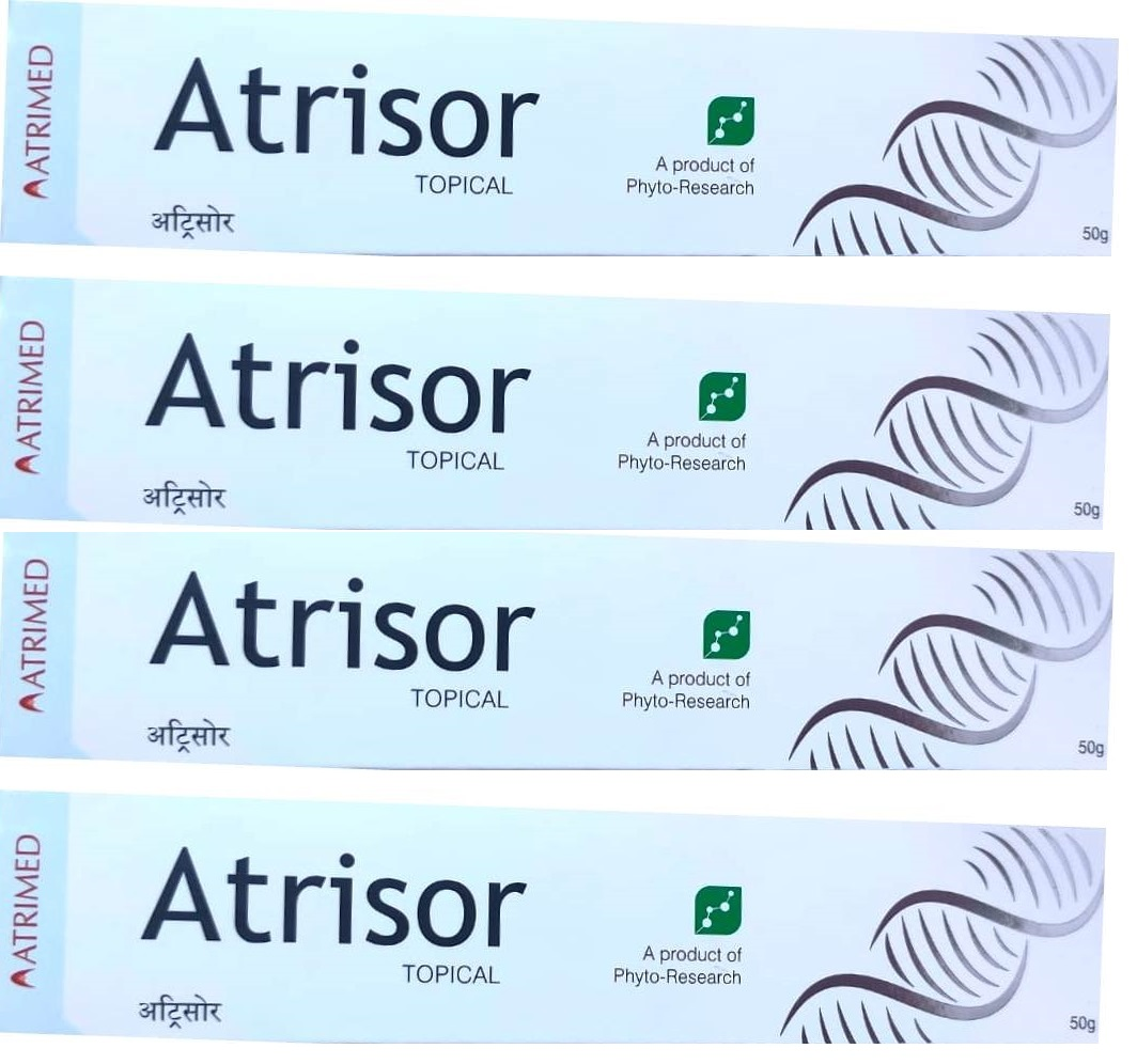Atrisor TOPICAL 50G Pack Of 4
