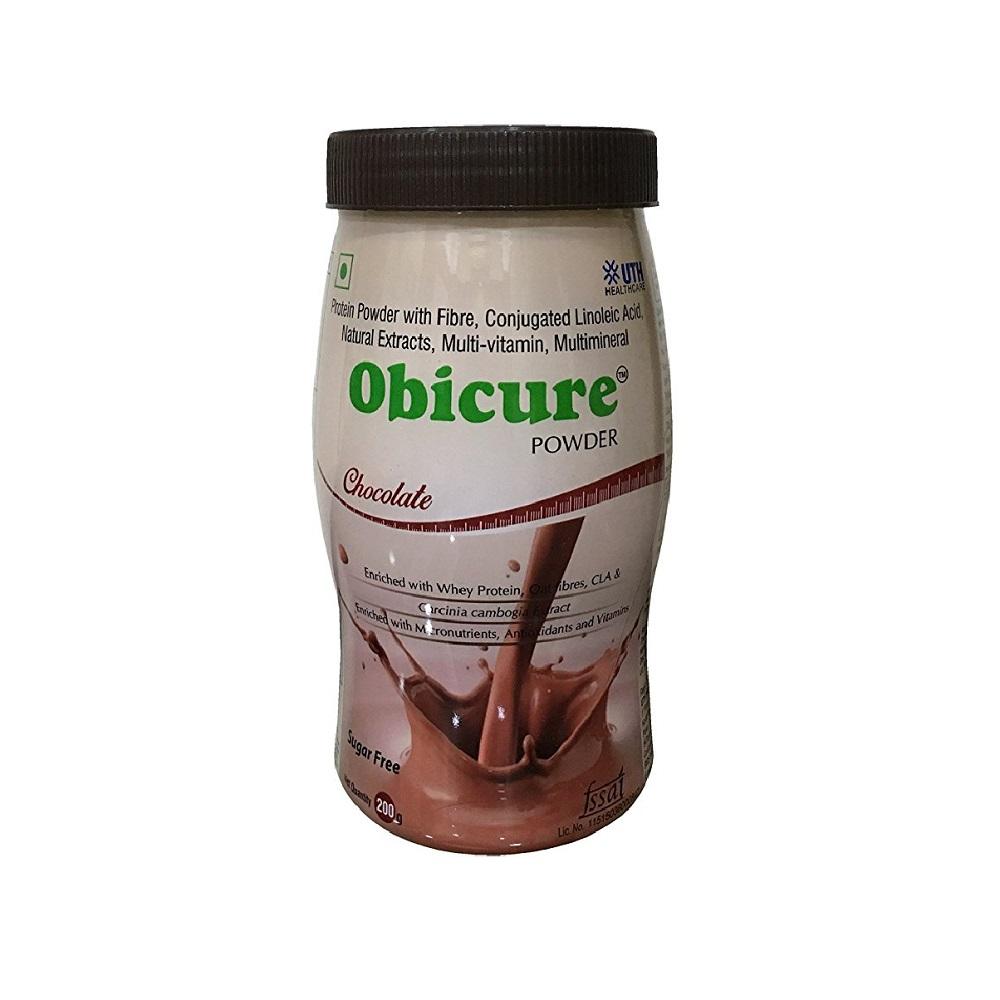 Obicure Powder 200 G Chocolate Flavour