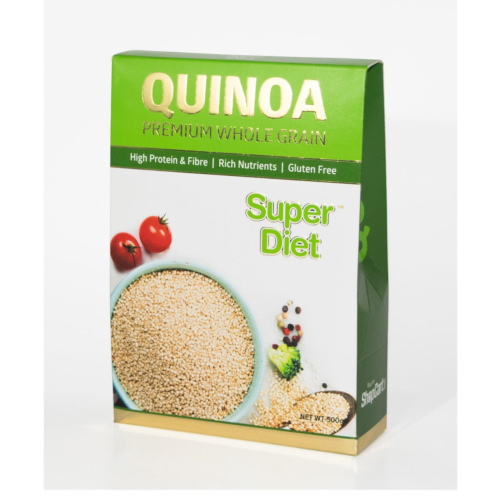 Super Diet Quinoa - 500 gm