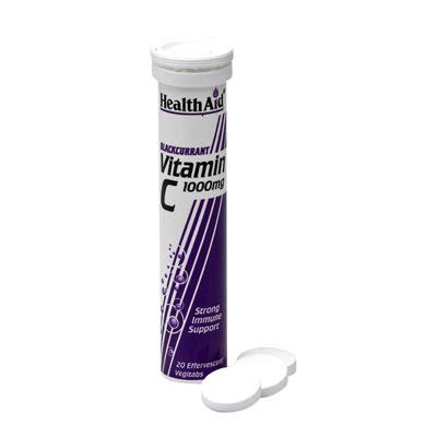 Blackcurrant C Vitamin 1000mg