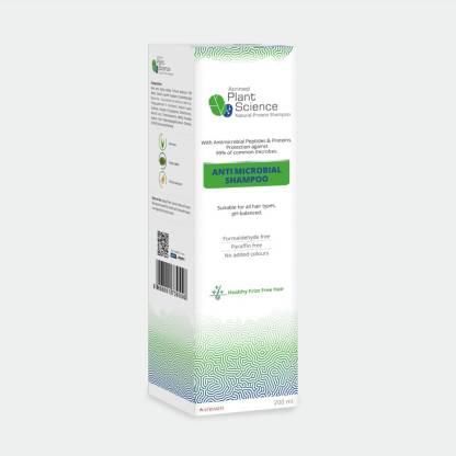 Atrimed Plant Science Anti Microbial Shampoo 200ml