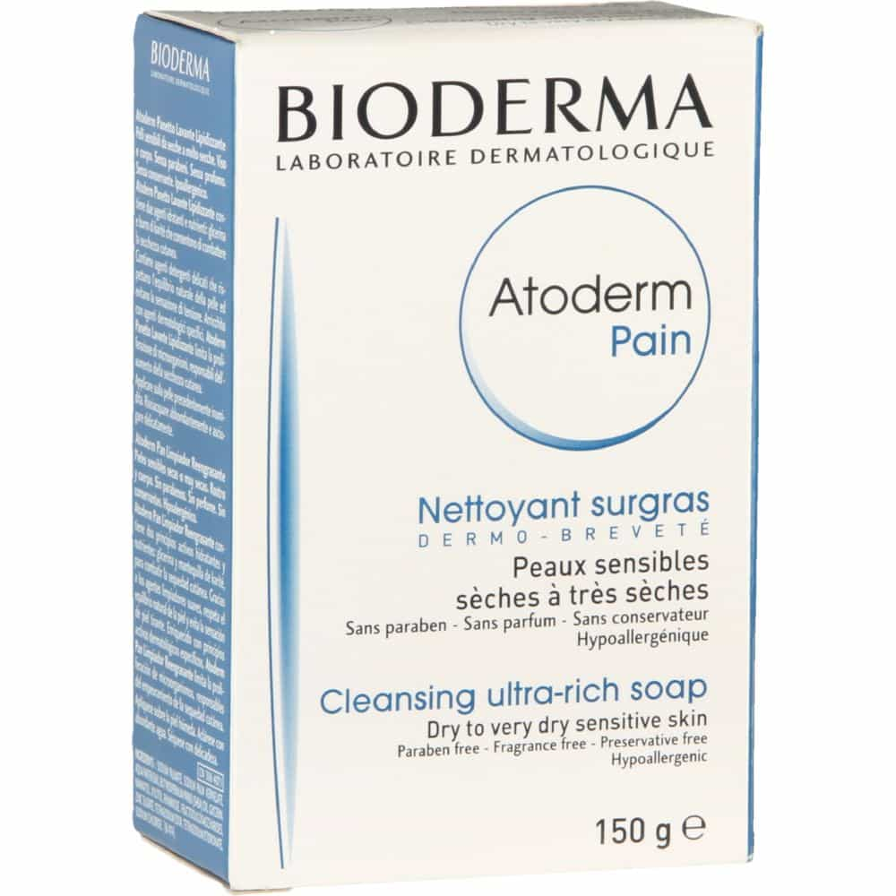 Bioderma Atoderm pain Soap 150gm