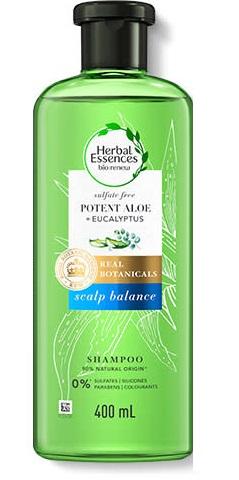 Herbal Essences Scalp Cleanse Shampoo 400ml