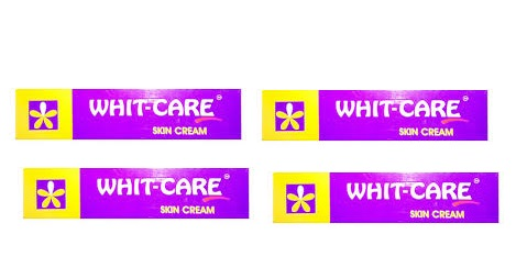 Whit Care Skin Cream 25 gm PACK OF 4