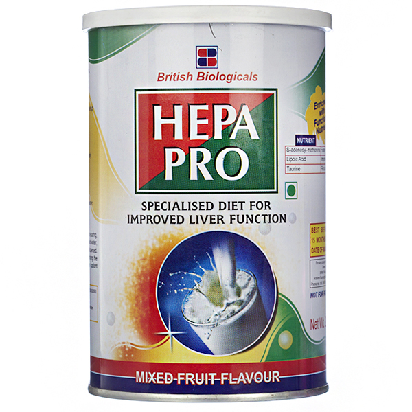 HEPA PRO mixed fruit flavour 200g