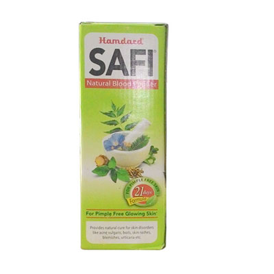Safi Natural Blood Purifier 200ml pack of 2