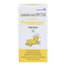 BIOGAIA PROTECTIS BABY DROPS