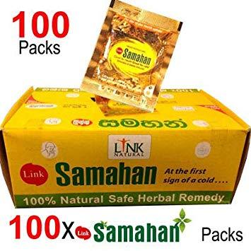 Samahan Powder Sachets 100s PER SACHET 8