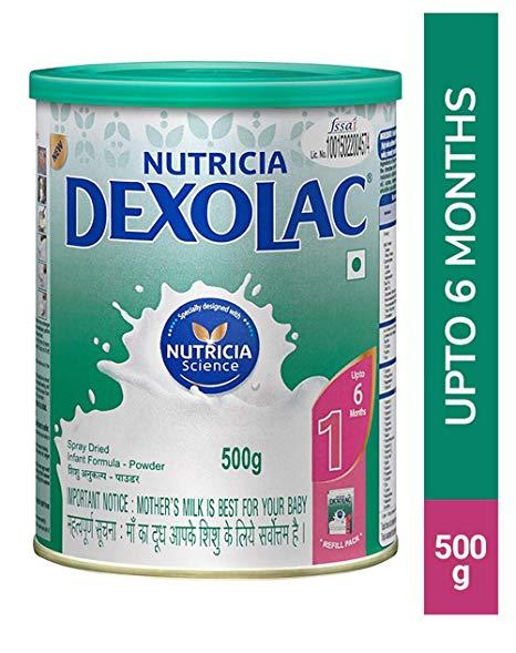 NUTRICIA DEXOLAC 500 g