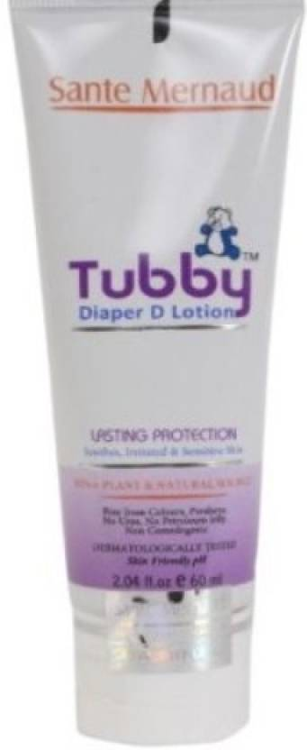 Tubby Diaper D Lotion