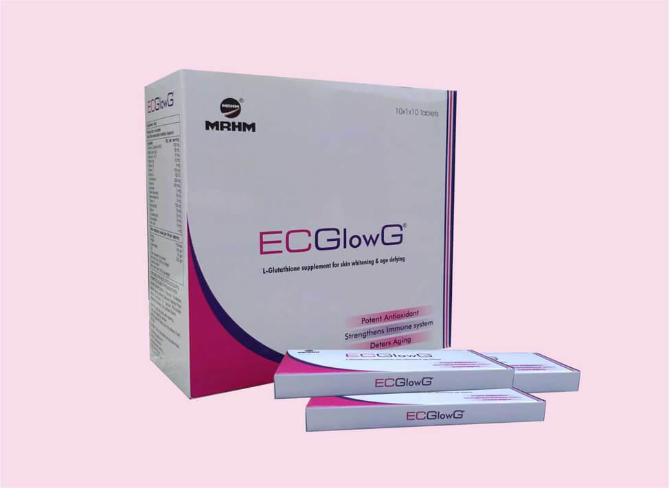 ECGLOWG 10 TABLETS