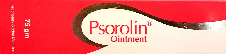 jrk Psorolin Ointment 75g  For Psoriasis