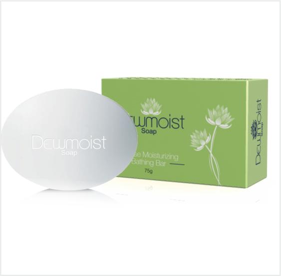 DEWMOIST SOAP PACK OF 2