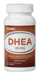 GNC DHEA 25mg 90 Table