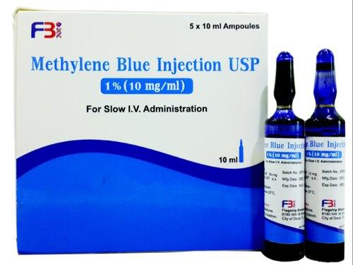 Methylene Blue Injection USP 1Box