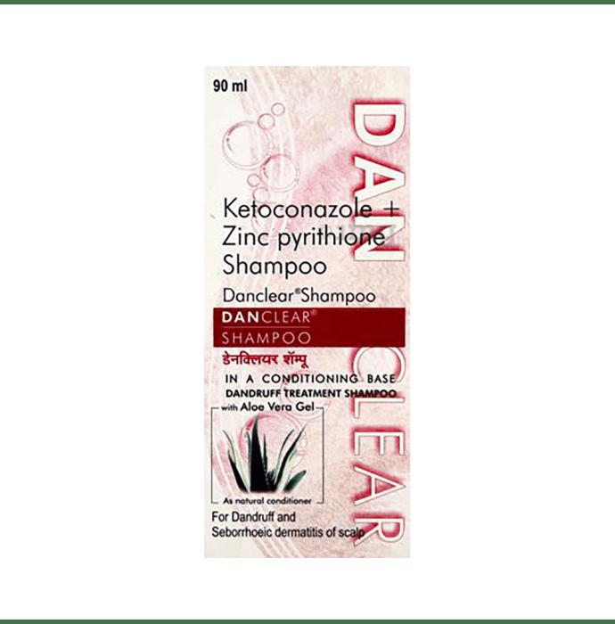 Danclear shampoo 90ml