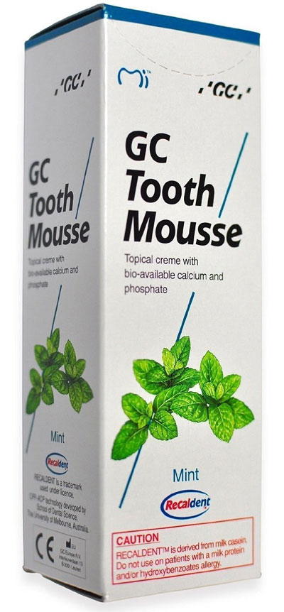 GC Tooth Mousse Mint 35ml