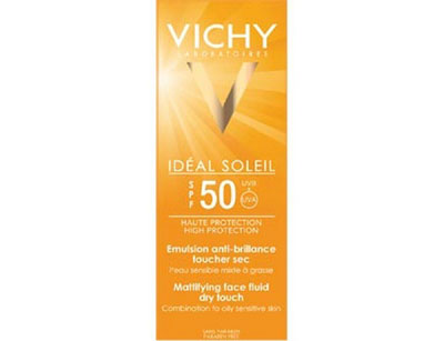 Vichy Ideal Soliel Spf 50 Mattify...