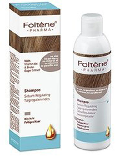 Foltene Shampoo Sebum Regulating 200ml
