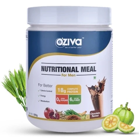OZiva Nutritional Meal  Men