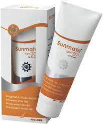 Sunmate SPF 30  gel cream 30gm