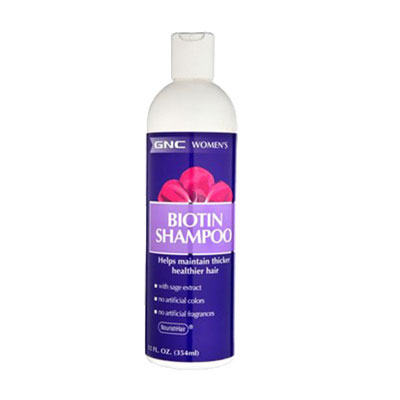 GNC Womens Biotin Shampoo 354ml