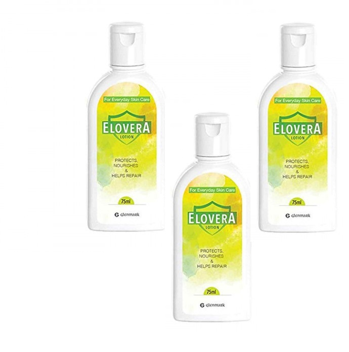 ELOVERA LOTION Pack of 3 75ml