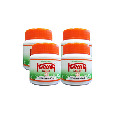 Kayam Tablet Pack Of 4 30s