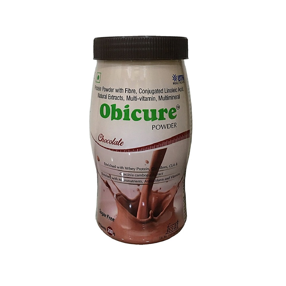 Obicure Powder 200 G Chocolate Flavour