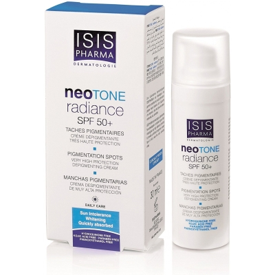 isis pharma NEOTONE RADIANCE spf 50  30 ml