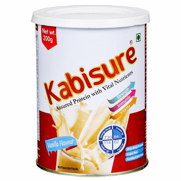 Kabisure Vanilla Flavour Powder 200gm