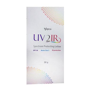 Uv 2 IR Spectrum Protecting Lotion 50 gm SPF 50
