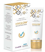 HYGLOW skin lightening cream
