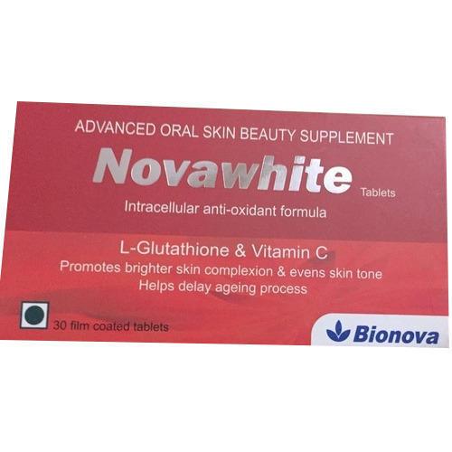 Novawhite Tablet for Clinical