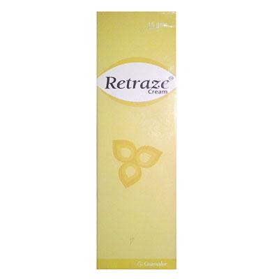 Retraze Cream 15 gm